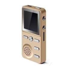 Offre spéciale MP3 FM Radio multifonction X6 Pro HIFI APT-X numérique lecteur MP3 stéréo basse 4G 8 GB Sport musique TF carte horloge HD écran