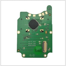 Печатная плата клавиатуры с ЖК-дисплеем и микрофоном для портативного двухстороннего радио Wouxun KG-UVD1P