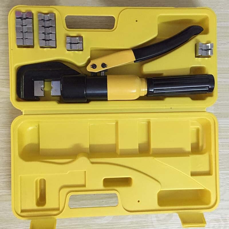 HOT 5PCS/lot Hydraulic Crimping Tool Hydraulic Crimping Plier Hydraulic Compression Tool YQK-70 Range 4-70MM2 Pressure 6T K38