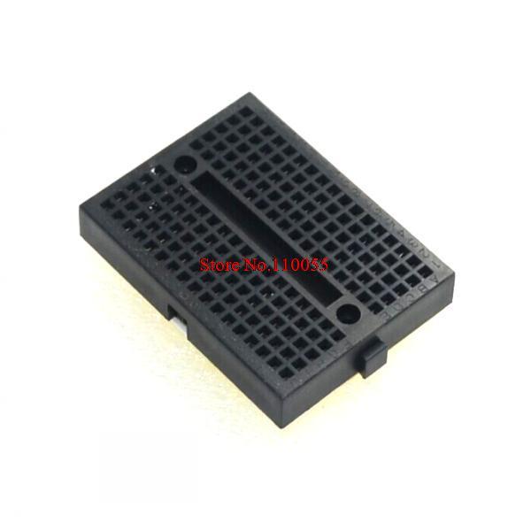 SYB-170 Mini prototipo sin soldadura 170 puntos de conexión para ATMEGA PIC para UNO R3