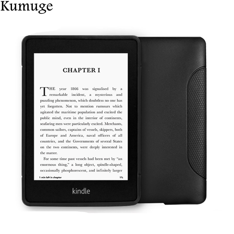 Мягкий силиконовый чехол-накладка из ТПУ для Kindle Paperwhite 1/2/3, 6-дюймовый чехол для планшета, чехол для Amazon Kindle Paperwhite 3, Чехол + пленка + ручка чехол