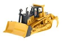 DM-85209 1 87 Tractor de juguete tipo oruga CAT D9T