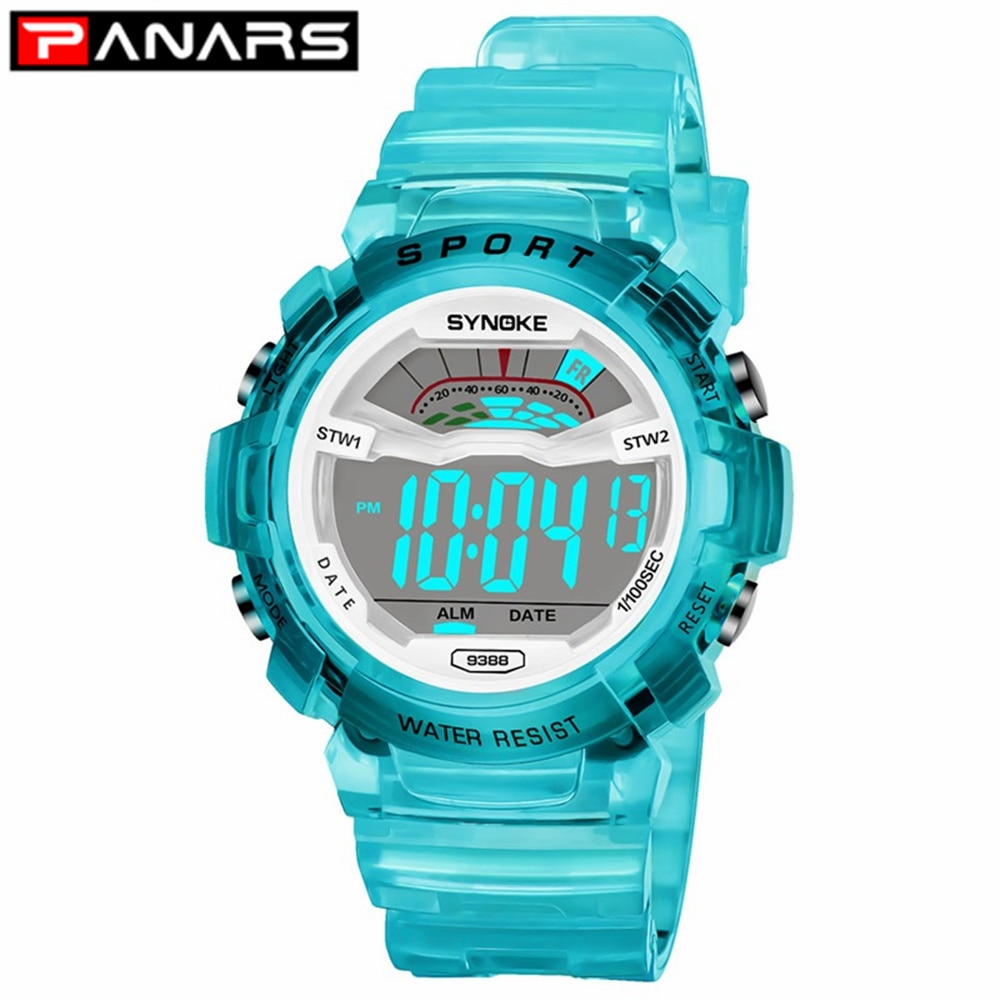 ohsen brand mens boys digital sports watches waterproof rubber band wristwatch led colorful backlight red army kids watch gift PANARS New Arrival Kids Watch Boys Student Girls Waterproof Sports LED Digital Wristwatch Colorful Fashion Sports Watch for Kids