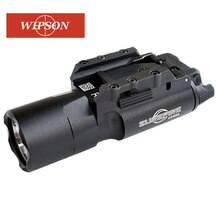 WIPSON Tactical X300 X300U Flashlight Waterproof Weapon Light Pistol Gun Lanterna Rifle Picatinny We
