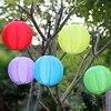 30CM גן אורות שמש חיצוני עמיד למים מחרוזת אור סיני תליית פנס פיות מנורת פסטיבל פנסי נוף תאורה