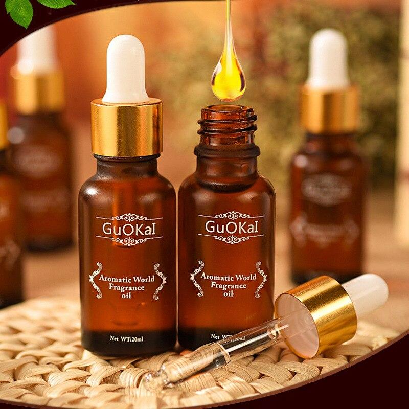 13 fragancia aromatizante de aceite esencial en el coche suplemento para ambientador de aire de coche humidificador de olor Perfumes de aromaterapia 100 Original