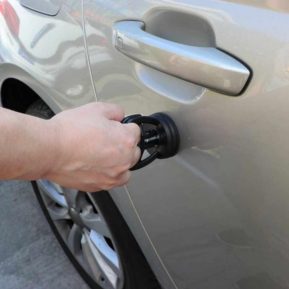 Extractor de reparación de abolladuras de 55mm multifunción para pintura de coche, extractor de herramientas para Panel de carrocería