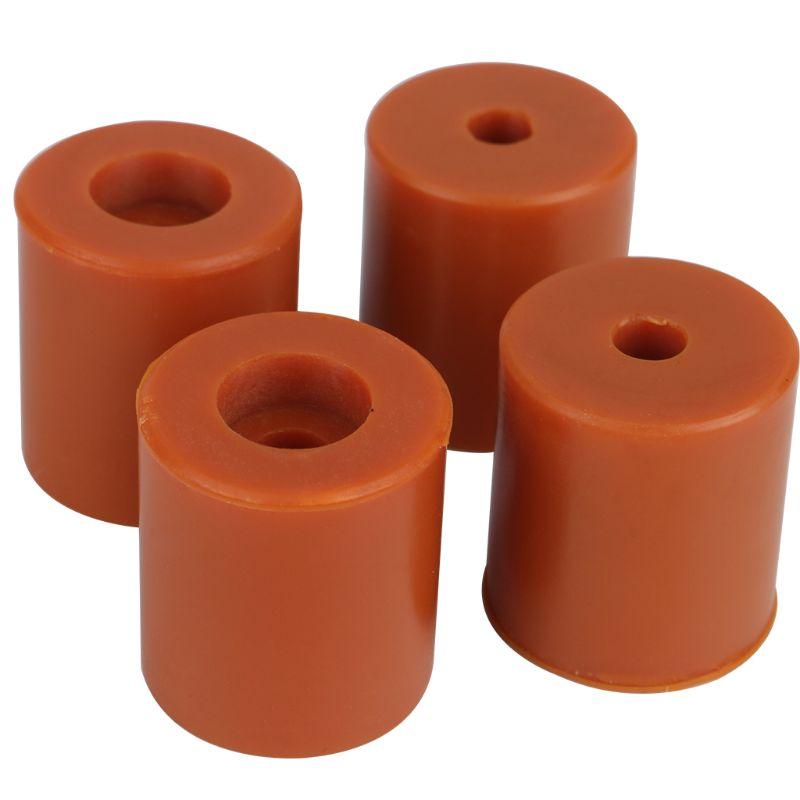 4PCS/SET Non-stick Silicone Hot Bed Leveling Column High Temperature Solid Spacer Platform Leveler for Ender 3 3D Printer Access enlarge