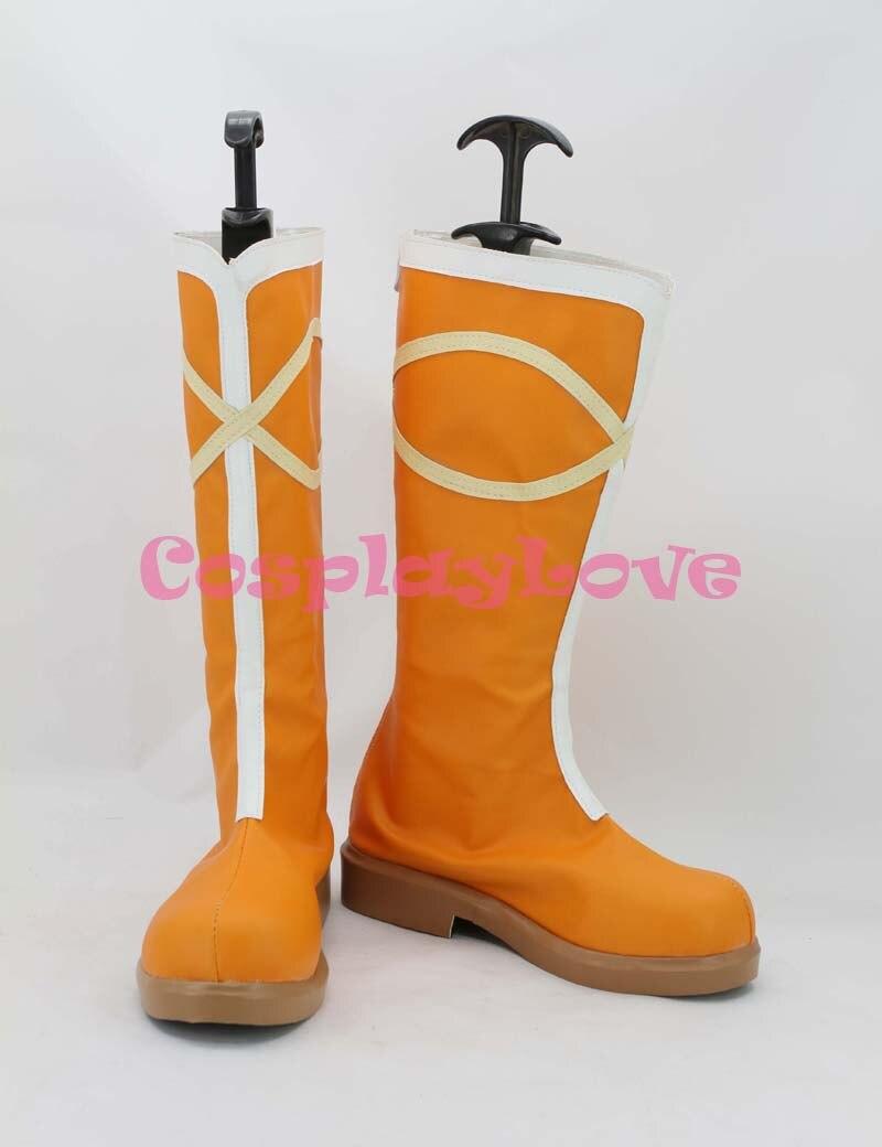 أحدث مخصص انمي ياباني Lovelive! يوم مشمس أغنية أومي سونودا تأثيري أحذية أحذية لعيد الميلاد هالوين