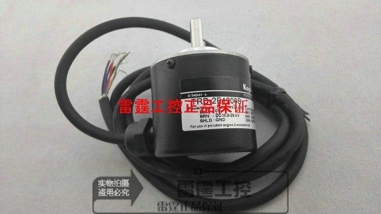 KOYO nuevo original auténtico eje real fotoeléctrico codificador rotatorio incremental TRD-2E1200B DC10.8-26.4V