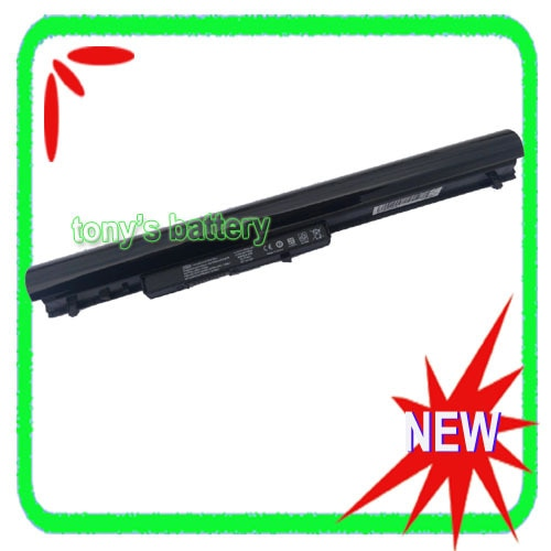 Новый 4-сотовый Аккумулятор для ноутбука OA04 HSTNN-LB5S для HP 240 G2 CQ14 CQ15 Presario 15-h000 15-S000 HSTNN-LB5Y HSTNN-PB5Y OA03 черный