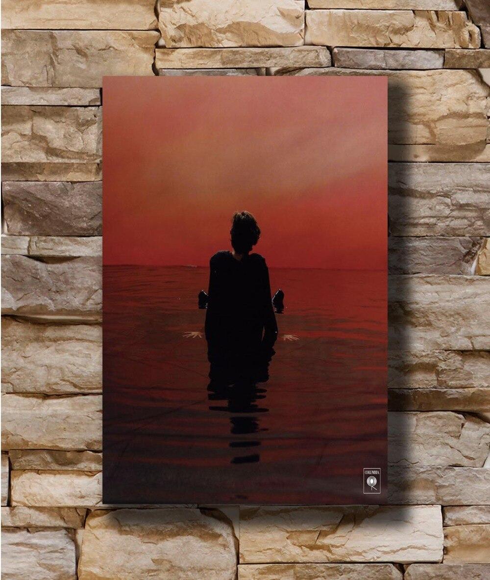 N3203 Harry Styles signo del Times Custom Star 8x12 20x30 24x36 cartel de seda arte L-W lienzo impreso decorativo