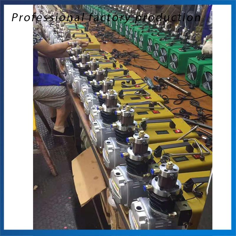 Compressor de ar elétrico pcp inflator para carabina alta pressão 300bar 4500psi paintball recarga 220 v rifles ar