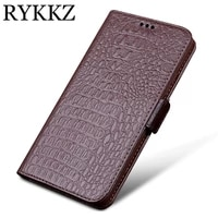 rykkz case for vivo iqoo3 luxury wallet genuine leather case for vivo iqoo 3 5g stand flip card hold phone book cover bags case