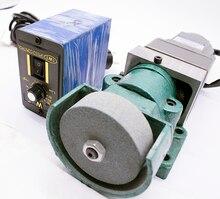 Commode diamantée électrique pour meule avec contrôle de vitesse