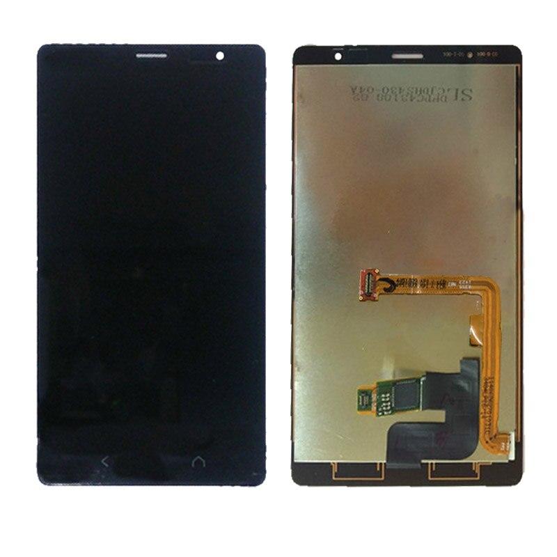 """4.3 """"800x480 IPS Touch Screen Display LCD Para NOKIA X2 Original com Substituição de Quadros para NOKIA X2 dual RM-1013 RM-1014 X2DS"""