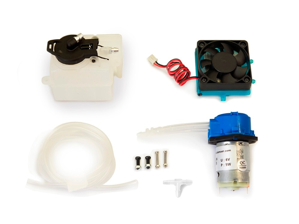 Free Shipping Malfunctional Water-cooling Radiator System for RC Car or Fixed-wing Airplane Models