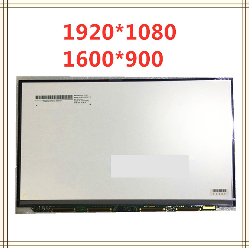 Envío Gratis Original de la pantalla para sony VPCZ1 LT131EE12000 B131HW02 LT131EE11000 B131RW02