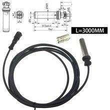 Capteur de vitesse pour roue ABS   Capteur L = 3000mm pour 4410359262 mo ACTROS ACTROS ATEGO AXOR 4410359252 0015420818 4.63786