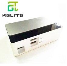 Hailangniao hailangniao 5 قطعة/الوحدة المحسن النسخة cubieboard أبيض أسود حالة صندوق ترفق في بيع