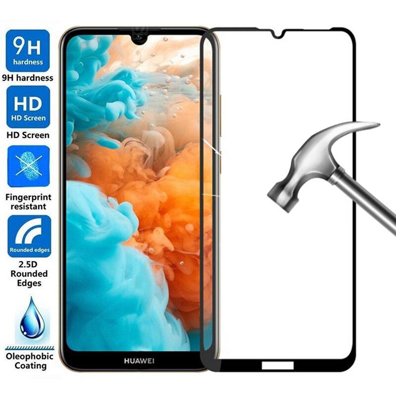 Полное защитное стекло на экран Honor Play 8A для Huawei Honor 8A Pro 8C 8 S 8X 8 Lite A8 C8 S8 X8 закаленное стекло