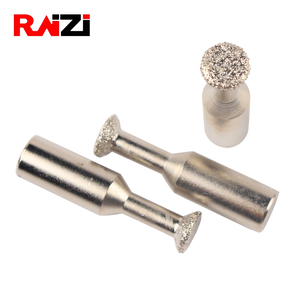 Raizi 1/4,3/8 inch Diamond Vacuum Brazed Anchor Bits For Drilling Anchor Hole On Granite Marble 3/8 Inch Shank (Free Shipping)