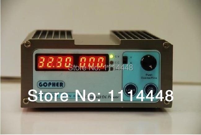Mini Kompakte Digital Einstellbare Dc-netzteil OVP/OCP/OTP Low-Power 32V 5A 110 V- 230V 0,01 V/0.01A