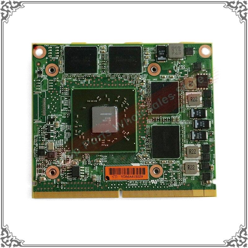 Original HD6770M HD 6770M Graphic Card For HP M5950 8560W 8760W 216-0810001 Display Card Video Card