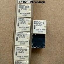 Relé G8ND-27R-12VDC G8ND-27R Pode substituir G8ND-2UK novo 10 pcs