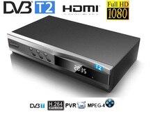 DVB-T2 odbiornik EPG nagrywarka dekoder cyfrowa transmisja wideo odbiornik naziemny Full HD 1080P cyfrowy H.264 MPEG4