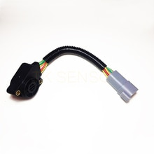 For VOLVO pedal position sensor 6 LINES A  20715967 21116880  20499271    3985226  20524685 Throttle Position Sensor