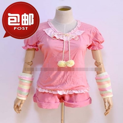 Amor. Kousaka Honoka uniformes Cosplay pijamas envío gratis