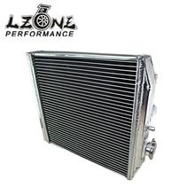 LZONE - 2 rangée 42MM aluminium MT voiture radiateur automatique pour Honda Civic Del Sol 92-00 EG / EK JR-SX103