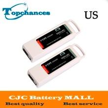 UNS Hohe Qualität 2 STÜCKE 5400 mAh 11,1 Volt Lipo Batterie Für Yuneec Q500 Serie RC Drone 11,1 V 3 S/3 Cell