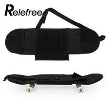Relefree 81*21 см прочный удобный портативный чехол для скейтборда Лонгборд рюкзак для переноски