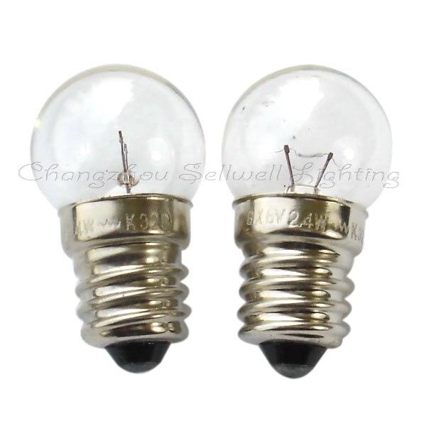 2020 Direct Selling Promotion Professionelle Ce Lampe Edison 2,4 w E10s G14 Neu! miniatur Lampen Lampen A071