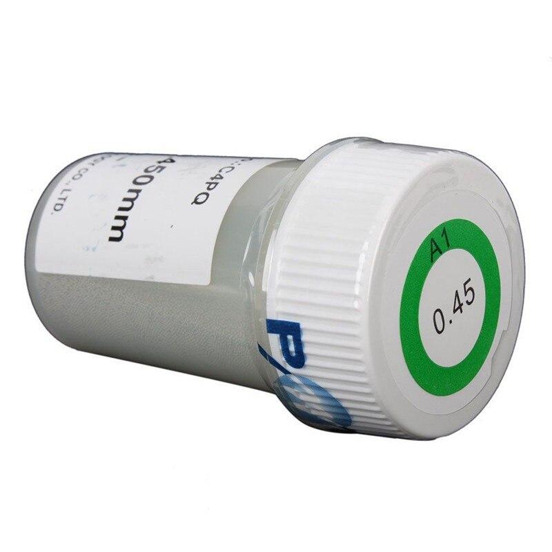 Fábrica outlet PMTC 250k 0,20, 0,25, 0,30, 0,35, 0,40, 0,45mm BGA bolas de soldadura con plomo para la reparación y reparación de soldadura de BGA refundido