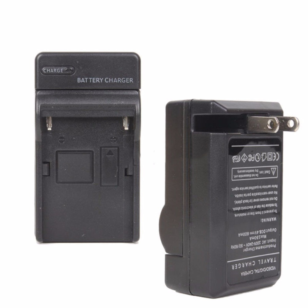Bateria da câmera Carregador de Bateria para Casio Exilim EX-Z3 EX-Z4 EX-Z5 NP20 NP-20 EX-Z6 EX-Z7 EX-Z8 EX-Z11 EX-Z60 EX-M1 EX-M2 S600