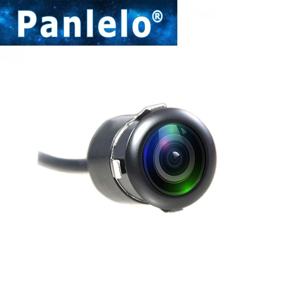 Panlelo 170 lente ángulo HD Visión Nocturna impermeable vista trasera de coche Cámara aparcamiento sistema de reserva Cámara