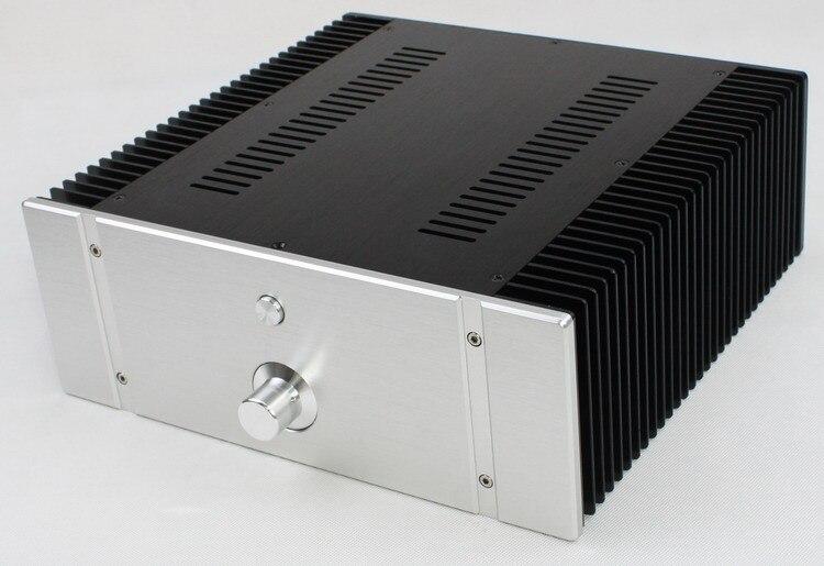 WA76 de aluminio, chasis del amplificador DAC carcasa de preamplificador clase un Mini Amp caja