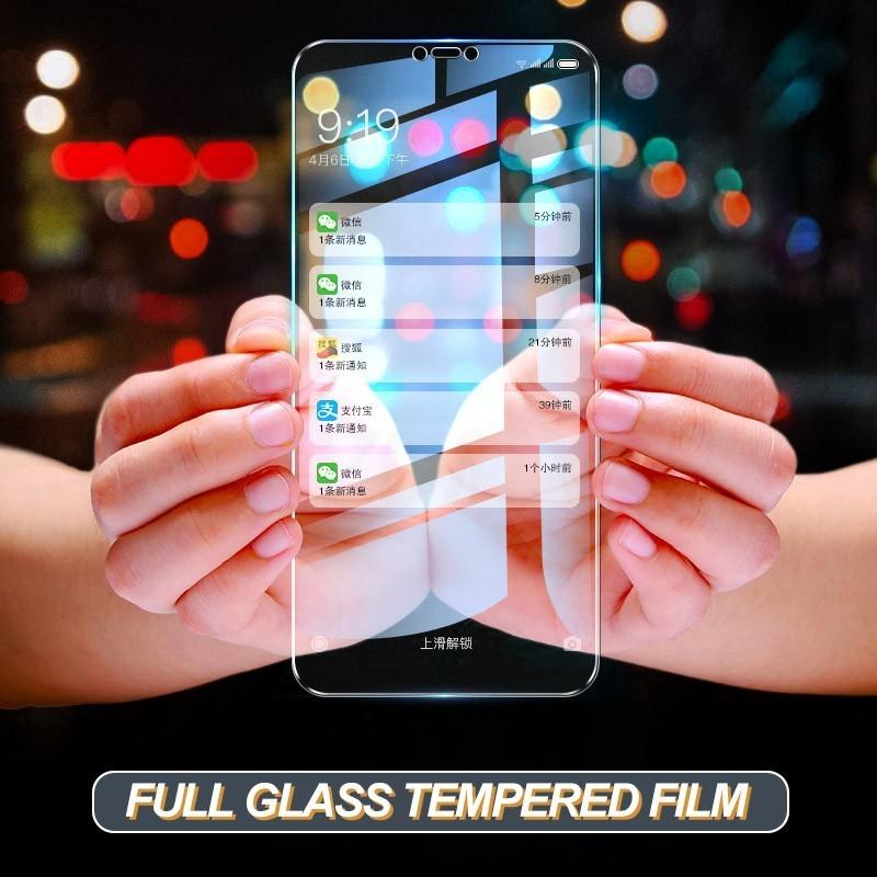 2 uds Protector de pantalla de vidrio templado para Xiaomi Redmi Note 5 6 7 5Pro vidrio Protector para Xiaomi Redmi 5 6 7 5a 6a 6Pro 5 Plus