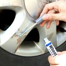 CARPRIE Farbe Pflege Reparatur Stift Auto Kratzer Farbe Pflege Wachs Aluminium Legierung Reifen Rad Farbe Rad Stift Reparatur Mittel Auto jun25