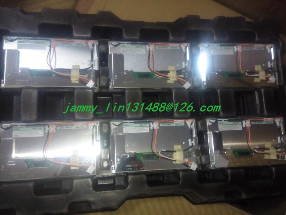 LQ065T9BR54U LQ065T9BR51U LQ065T9BR52U LQ065T9BR53U LQ065T9BR55U 100% oryginalny klasy A + wyświetlacz LCD dla bmw X3 X5 E38 E39 nawigacji GPS