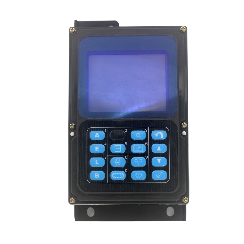 PC160LC-7K monitor display panel 7835-12-1006 for Komatsu excavator , 1 year warranty