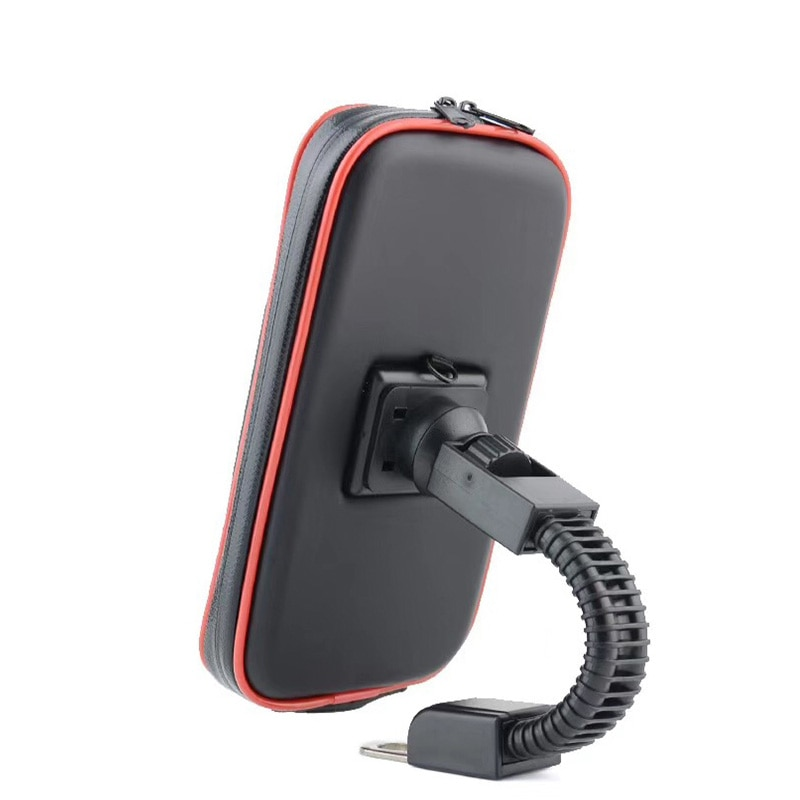Nuevo de teléfono para motocicleta titular Flexible impermeable caso para Harley marcador 1200 Fxlr Fxr Fxrs Fxrt 1340 Fxs 80 Rocker Sst 250