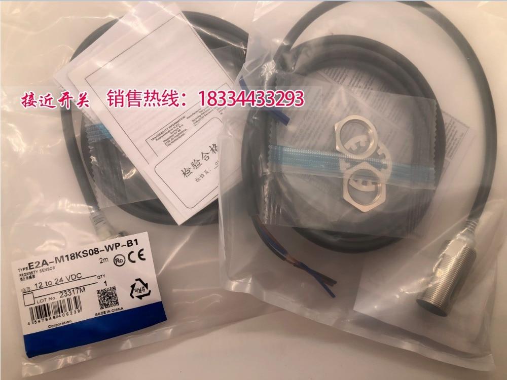 FREE SHIPPING E2A-M18KS08-WP-B1 Proximity switch sensor
