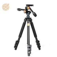 Трипод qzs470 для цифровой зеркальной камеры, 155 см, Трипод для цифровой камеры dslr, Трипод, Трипод для видеокамеры 12 кг, qzs470