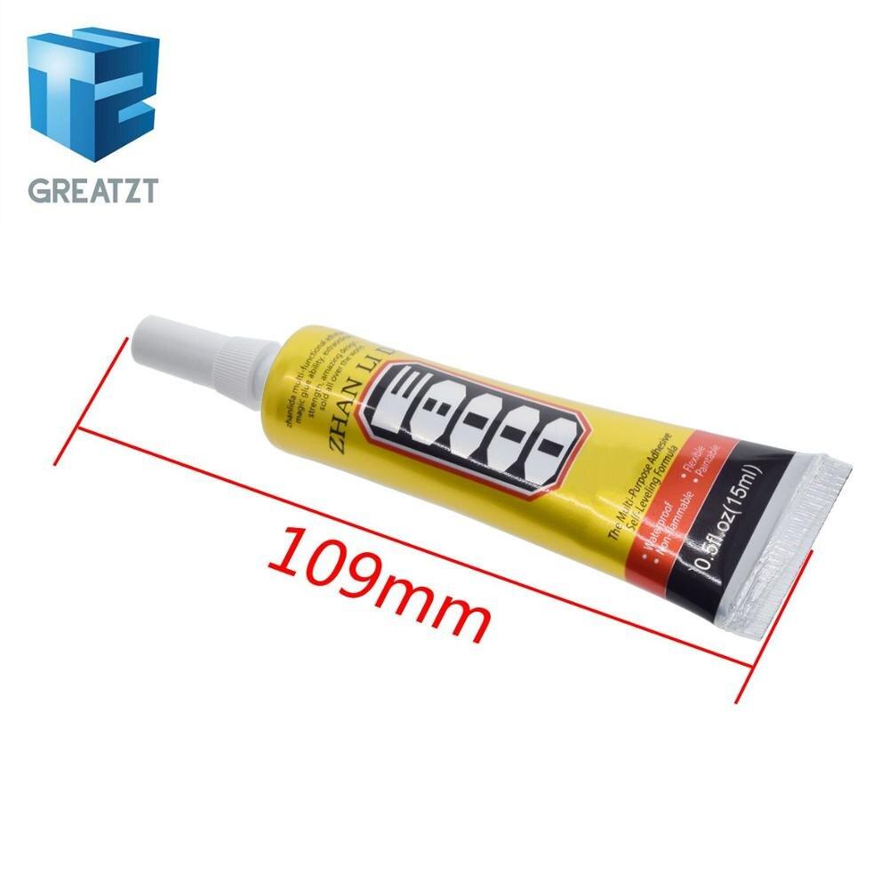 15ml E-8000 multi-purpose glue E8000 nails rhinestones crystal craft jewelry glue touch screen mobile phone repair plastic