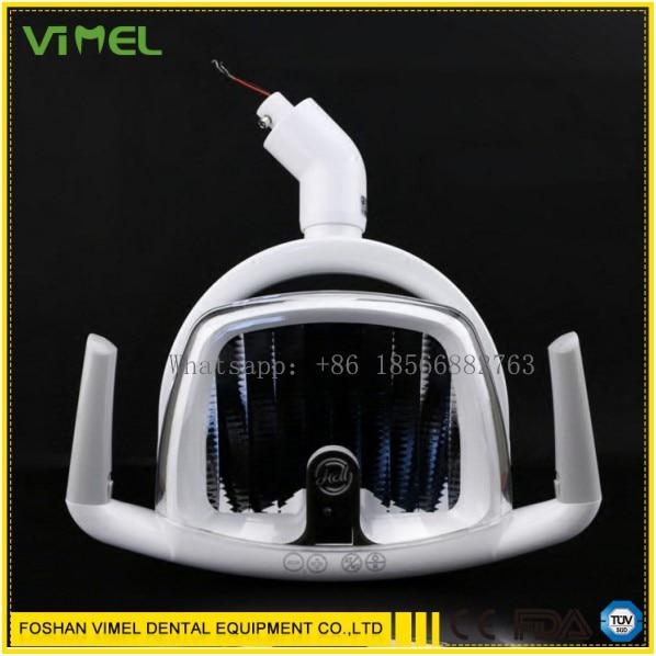 Novedad de 2019, lámpara de inducción Dental LED de alta calidad para unidad Dental, lámpara de reflujo de silla