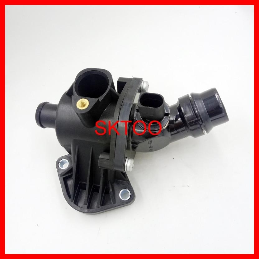 OEM 06F121111 para Ming rui, Hao Rui Turan termostato ensamblado 06F121111 para AUDI para VW SKODA
